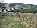 Bridge over River Coquet with Simonside Hills in background. - geograph.org.uk - 963877.jpg