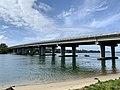 Bridge over Tweed River carrying Pacific Motorway, Chinderah, New South Wales 01.jpg
