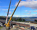 Bridge replacement project in The Dalles, Oregon (5878349903).jpg