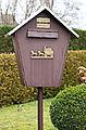 Briefkasten im Privatgarten...IMG 3135OB.JPG