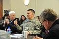 Brig.Gen. Gary S. Patton speaks to Congressman James Moran (4410977003).jpg