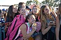 Brisa Bruggesser selfie con la medalla de oro.jpg