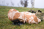 British forces practice CBRN procedures in a US Army Facility 150226-A-BD610-070.jpg
