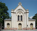 Brno-Zidenice - Jewish ceremonial hall in Brno.jpg