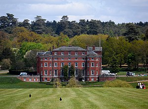Murder with Mirrors - Brocket Hall