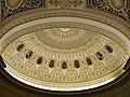 Bucuresti, Romania, Palatul Regal (Muzeul National de Arta al Romaniei - Pavilionul Sala Tronului - Sala Tronului - interior 8 - plafon ); B-II-m-A-19856.JPG