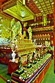 Buddha Tooth Relic Temple and Museum, Singapore, interior, 2014 (03).JPG