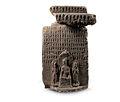 """Buddhist Stele of Buddha Triad and a Thousand Buddhas with Inscription of """"Gyeyu Year"""".jpg"""