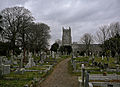 Budock Church on a gloomy Boxing Day 2010.jpg