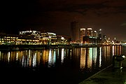 File:Buenos Aires - Puerto Madero at night.jpg buenos aires puerto madero at night