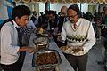 Buffet Lunch - International Photographic Conference - Photographic Association of Dum Dum - Birla Industrial & Technological Museum - Kolkata 2014-01-24 7446.JPG
