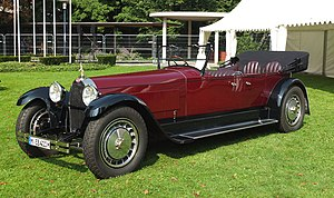 Bugatti Royale - Recreation of the Bugatti Royale Packard Prototype