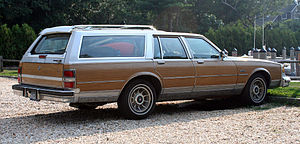 Buick Estate - 1980s Buick Electra Estate Wagon