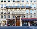 Building facade, 17 Rue de Châteaudun, Paris 26 December 2016.jpg