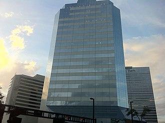 One Enterprise Center - Image: Buildings in Jax