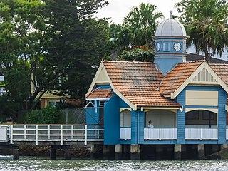 Bulimba, Queensland Suburb of Brisbane, Queensland, Australia