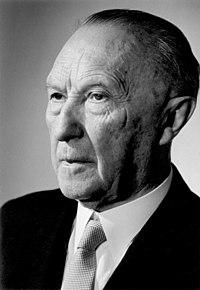 K Adenauer
