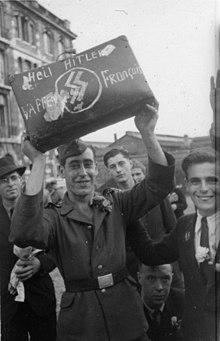 Hans Christian Surrender