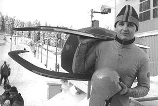 Jens Müller (luger) East German luger