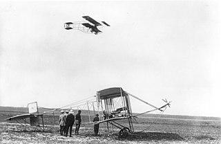 Sommer 1910 biplane