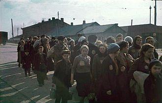 History of the Jews in the Soviet Union - Jews in Minsk, German–occupied Belarus, 1941