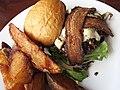 Burger at Dad's Diner (8785076769).jpg