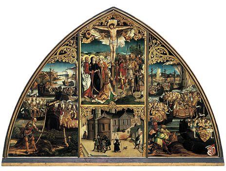 Burgkmair – S. Croce – Basilica Cycle 6.jpg