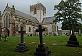 Burial place near St. Asaph Cathedral. Wales, United Kingdom.jpg