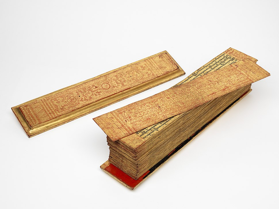 Burmese-Pali Manuscript Wellcome L0067944