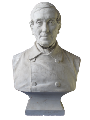Johan Vilhelm Snellman - Bust of J. V. Snellman