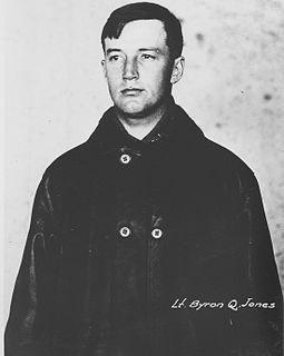 Byron Q. Jones American Army officer