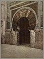 Córdoba. La Mezquita. El Mihrab Nuevo LCCN2017660390.jpg
