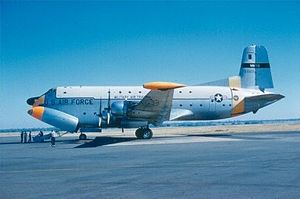 34th Strategic Squadron - MATS C-124 Globemaster II