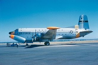 34th Strategic Squadron - MATS C-124 Globemaster II