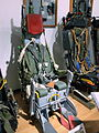 C2 ejection-seat of a F-104 Starfighter.JPG