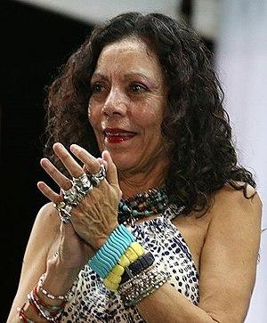 Rosario Murillo - Image: CCC C Perez 87