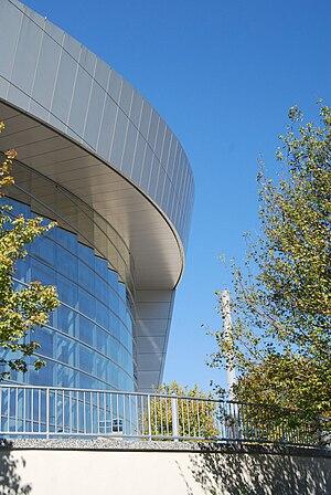 Cobb Energy Performing Arts Centre - Facade