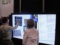 CES 2012 - Corning Gorilla Glass giant touchscreen (6791665312).jpg