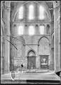 CH-NB - Lausanne, Cathédrale Notre-Dame, vue partielle intérieure - Collection Max van Berchem - EAD-9442.tif
