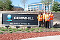CH2M Hill employees go orange (4538261692).jpg