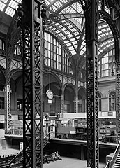 CONCOURSE FROM SOUTHWEST. - Pennsylvania Station.jpg