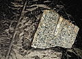 CPRR Donner Summit Tunnel Hand Drilled Granite 1868.jpg