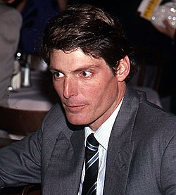 Christopher Reeve 1985.