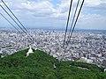 Cable Car (Ropeway) to Mount Moiwayama - Sapporo - Hokkaido - Japan (47977611532).jpg