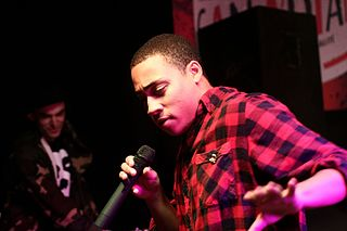 Cadence Weapon Canadian musician