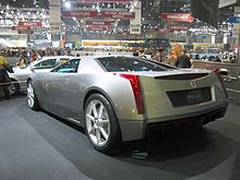 Cadillac v12 concept
