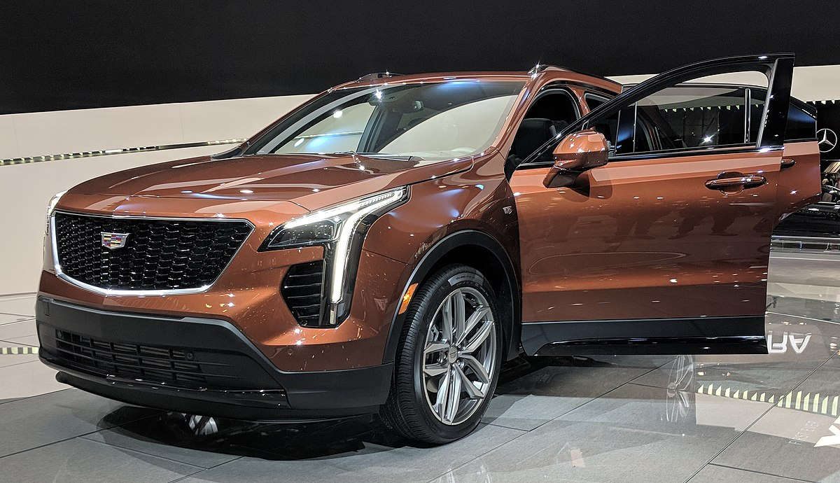 2 Door Cars 2018 >> Cadillac XT4 - Wikipedia