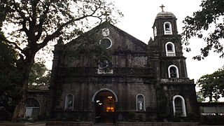Our Lady of Light Parish Church Church in Rizal, Philippines