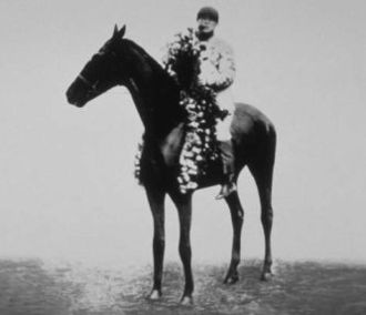 Worth (horse) - Image: Cal Shilling & Worth, 1912 Kentucky Derby