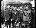 Calvin Coolidge and group at White House, Washington, D.C. LCCN2016888775.jpg